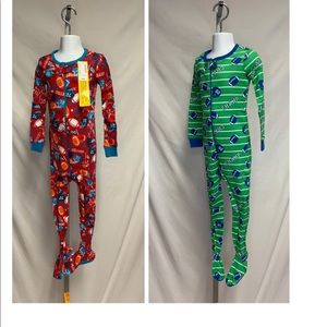 NWT Children's Place 3t footed sleepers